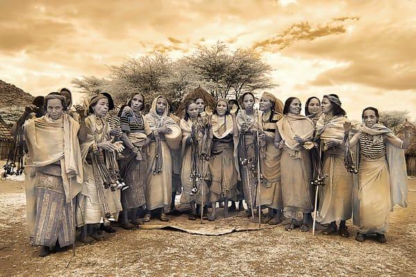 Borana Tribal Unity Photography Art | nancyney
