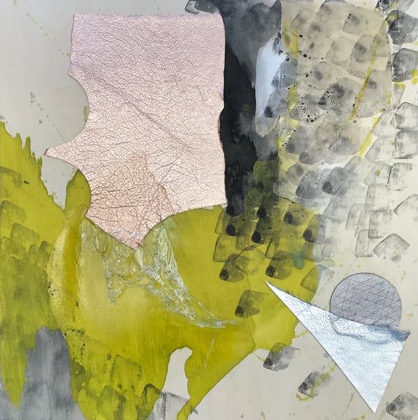 Wealth Of Spirit  Art | Makiko Harris Art