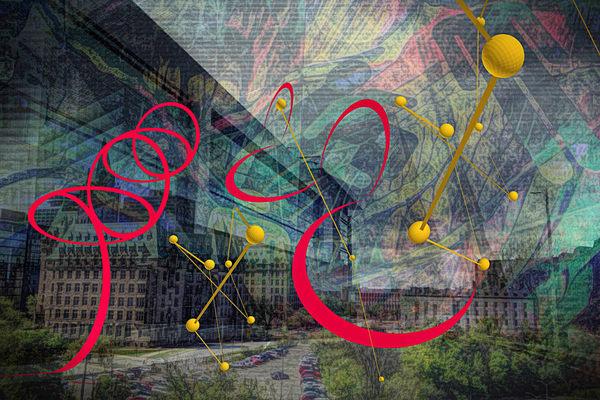 Arts And Sciences In Ottawa At The University Of Ottawa Art | Maciek Peter Kozlowski Art