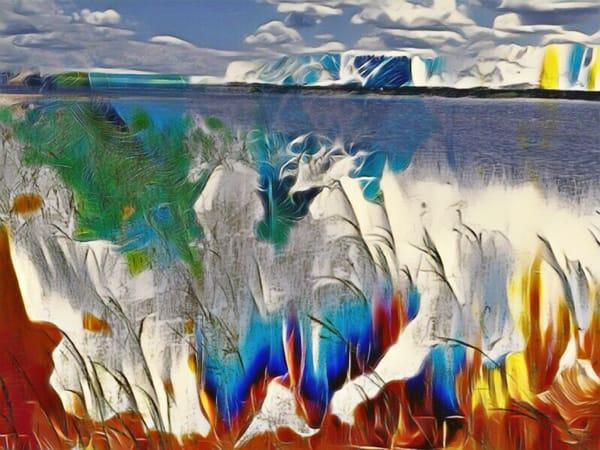 Ottawa River Art   Maciek Peter Kozlowski Art