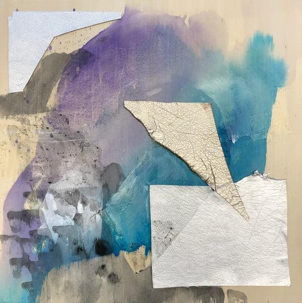 Cloud Fragment  Art | Makiko Harris Art