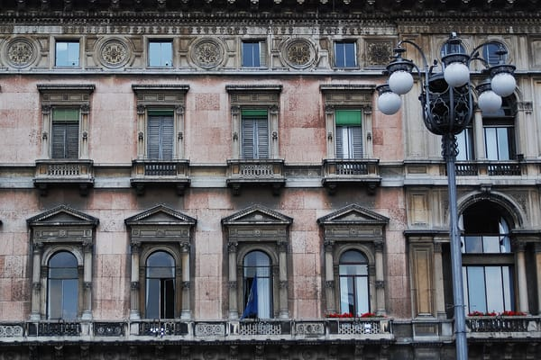 Old Buildings Photograph –Window Italy Art Photography - Fine Art Prints on Canvas, Paper, Metal & More