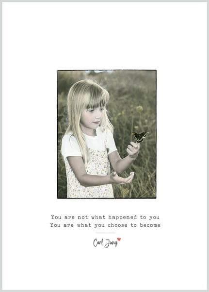 Butterfly Girl Inspiration | Terry Lee Cafferty