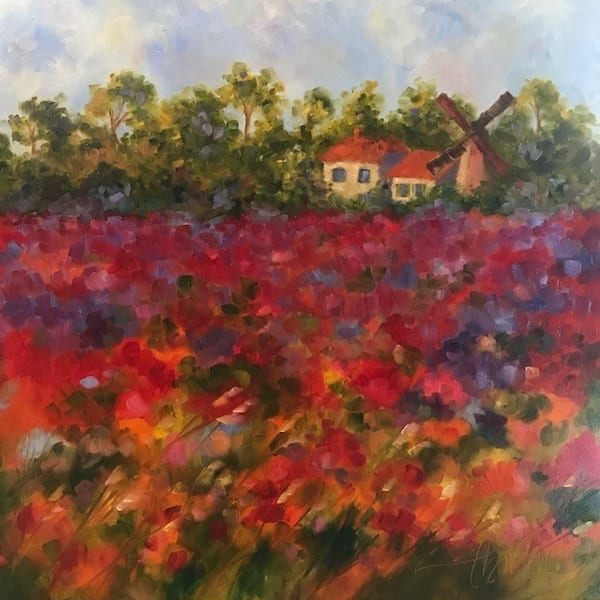 Dutch Farmhouse Art | Jan Thoreen Lewis Fine Art