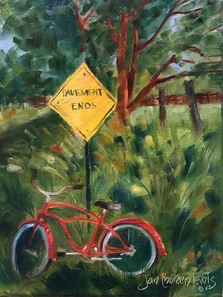 Road 22 Art | Jan Thoreen Lewis Fine Art