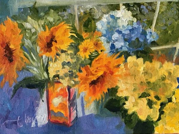 Studio Reflections Art | Jan Thoreen Lewis Fine Art