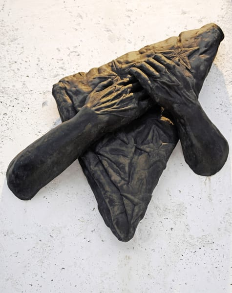 Above and Beyond Cast Bronze Sculpture
