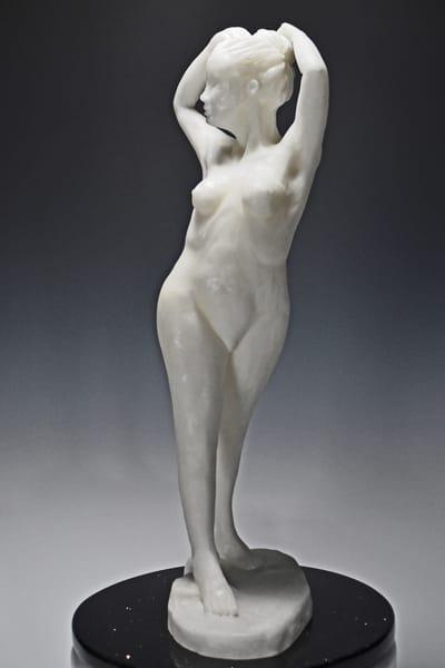 Rebecca   Bonded Marble Sculpture | Eduardo Gomez Gallery