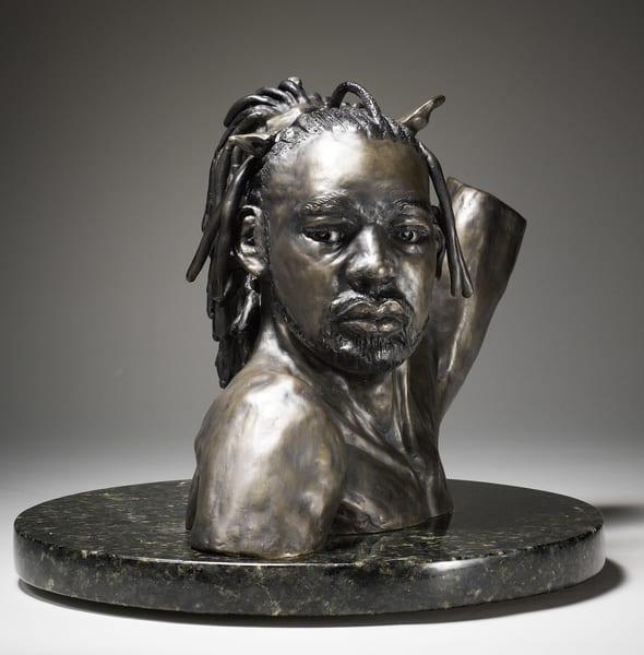 Dansuer Royal - Cast Bronze Sculpture of a Male Ballet Dancer