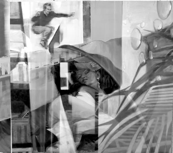 The Scene Stealer Art | sheldongreenberg