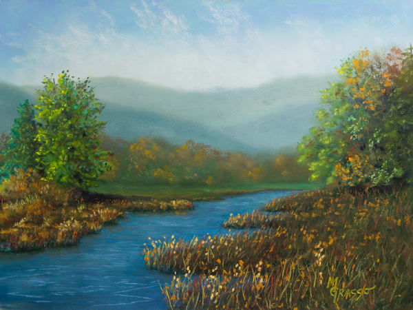 River Runs Through It Art | Mark Grasso Fine Art