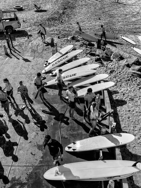 sand, beach, boards, surf