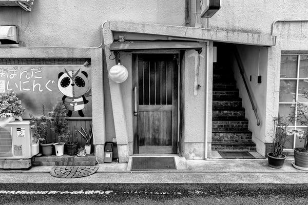 building, home, doorway, street