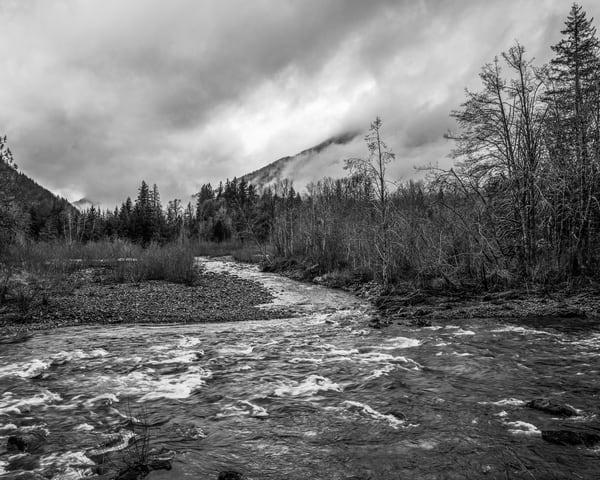 North Fork Tilton River Valley, Washington, 2020