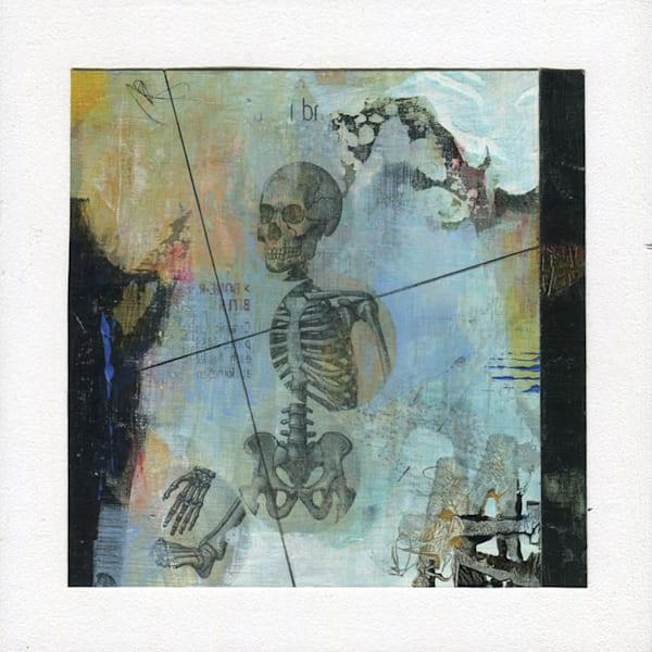 Bones #19 M10 Art | Susanne Clark