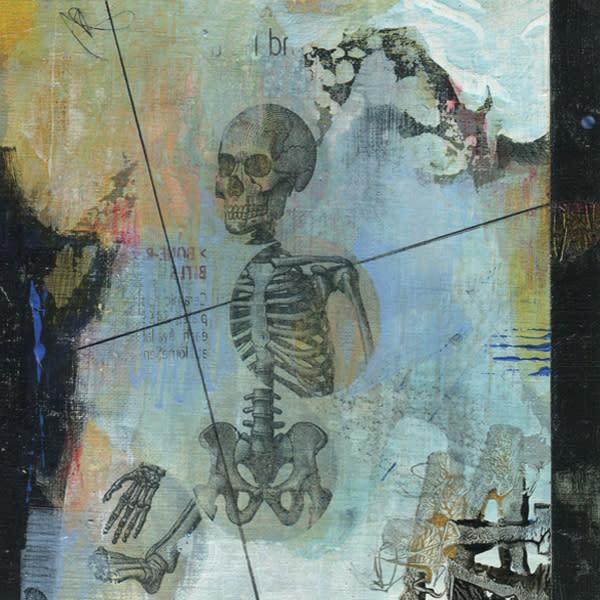 Bones #19 M10 Art   Susanne Clark