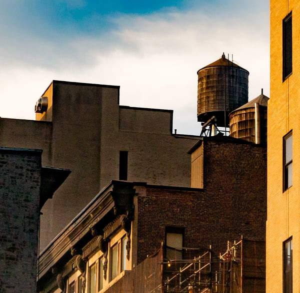 Chelsea At Sunset, Nyc  Photography Art | Ben Asen Photography