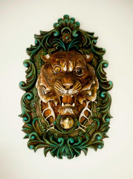 The Tiger's Eye Art   artalacarte