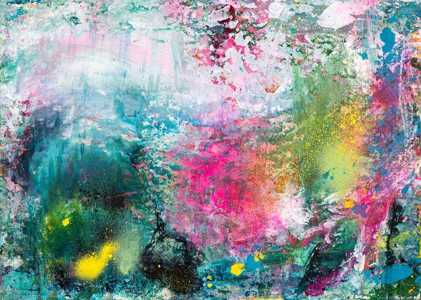 The Vibration Of Leaves #13 Art | Éadaoin Glynn