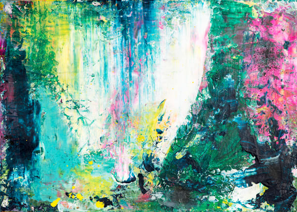The Vibration Of Leaves #12 Art | Éadaoin Glynn