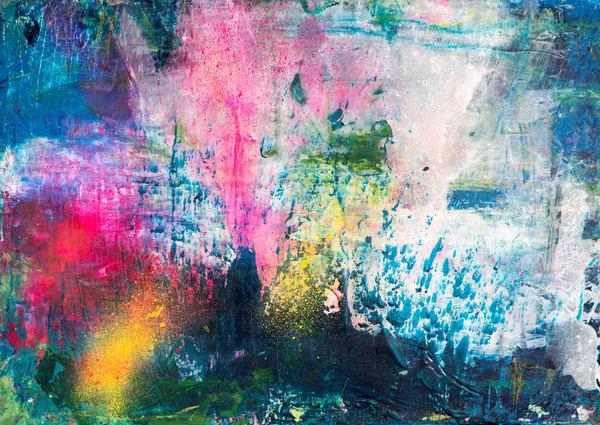 The Vibration Of Leaves #14 Art | Éadaoin Glynn