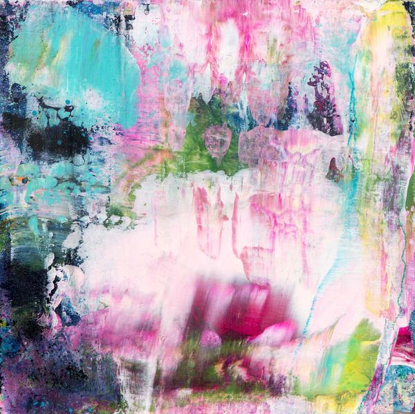 The Vibration Of Leaves #3 Art | Éadaoin Glynn