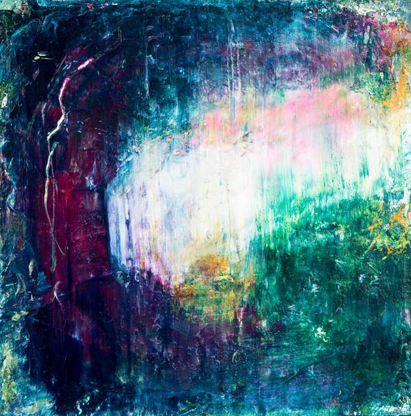 The Vibration Of Leaves #5 Art | Éadaoin Glynn
