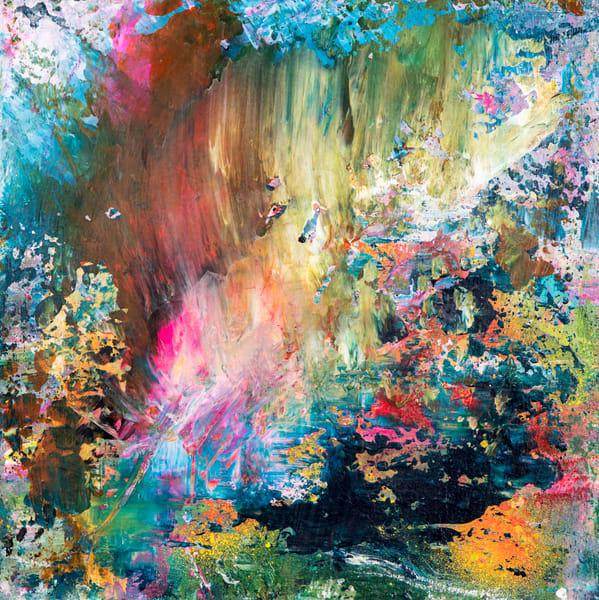 The Vibration Of Leaves #9 Art | Éadaoin Glynn