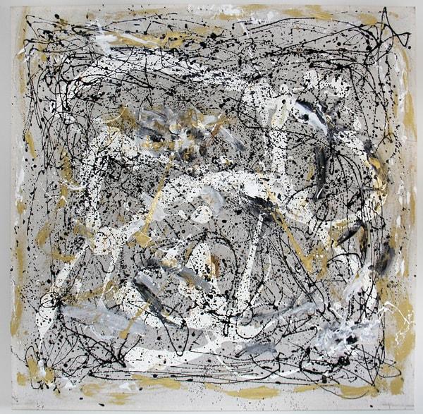 Hopeful Isolation Art | Chuck Redick Art