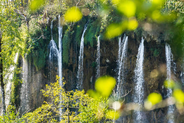Croatian Falls Art | TG Photo