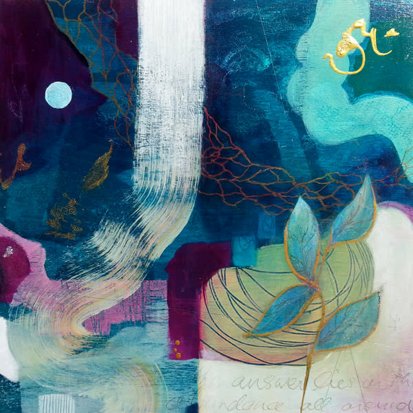Blue Moon #16011 Art | Susanne Clark