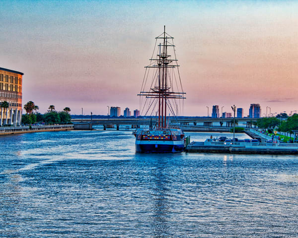 Pirate Ship Photography Art | It's Your World - Enjoy!
