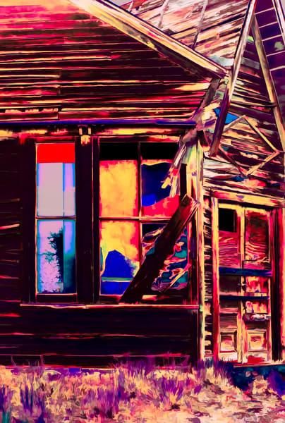 Abandoned Cabin, Como, Co Photography Art | Nicholas King Photography
