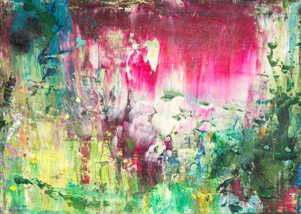 The Vibration Of Leaves #11 Art | Éadaoin Glynn