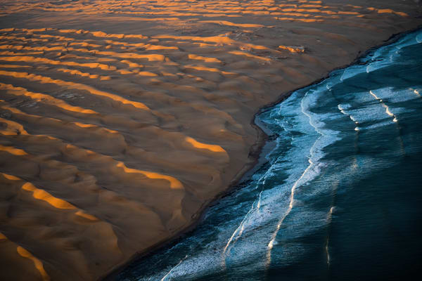 Dunes And Ocean Photography Art   nancyney