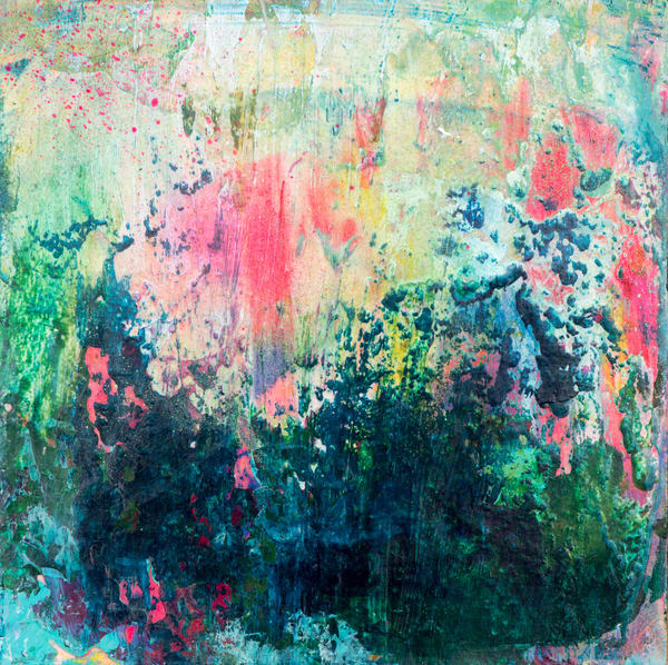 The Vibration Of Leaves #10 Art | Éadaoin Glynn