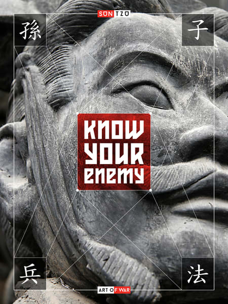 Know Your Enemy Art | Awake Graphics, LLC