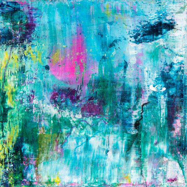 The Vibration Of Leaves #8 Art | Éadaoin Glynn