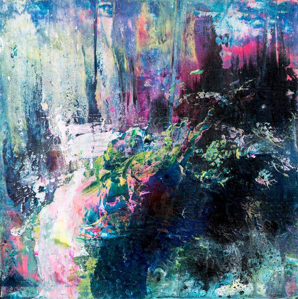 The Vibration Of Leaves #4 Art | Éadaoin Glynn