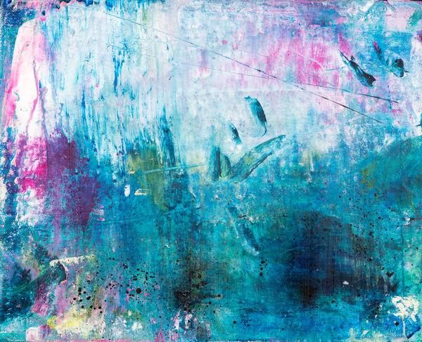 The Vibration Of Leaves #1 Art | Éadaoin Glynn