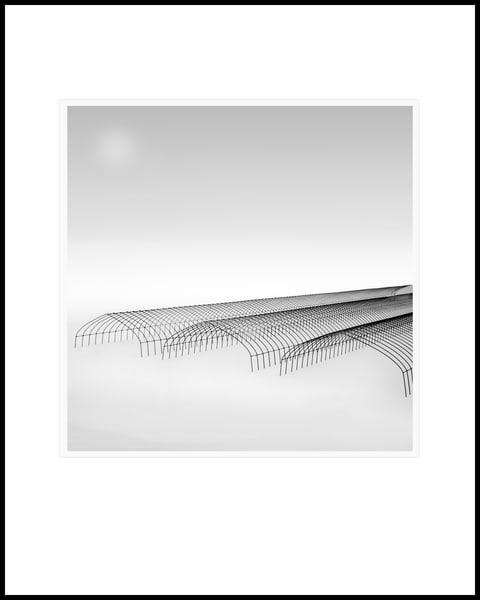 Sunlit Cloches Art   Roy Fraser Photographer