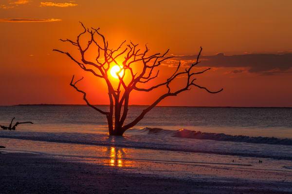 Edisto Sunrise Photography Art | Thomas Yackley Fine Art Photography