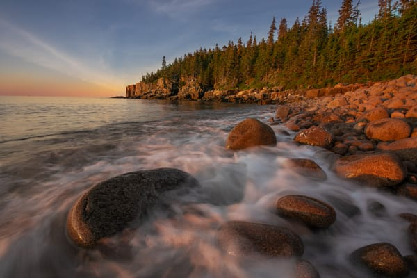 Boulder Beach Sunrise Photography Art | Thomas Yackley Fine Art Photography