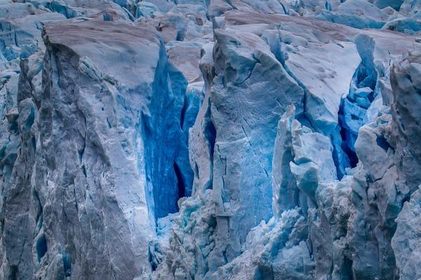 Amazing Perito Moreno Glacier in Argentina