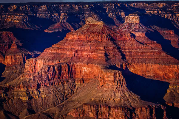 Stunning view of Grand Canyon