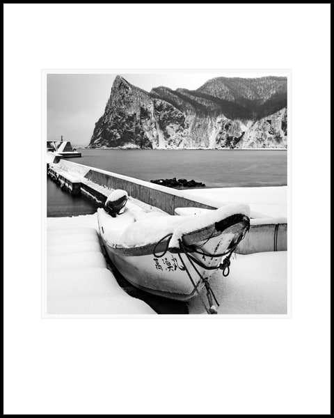 Yoichi Fishing Boat Art | Roy Fraser Photographer