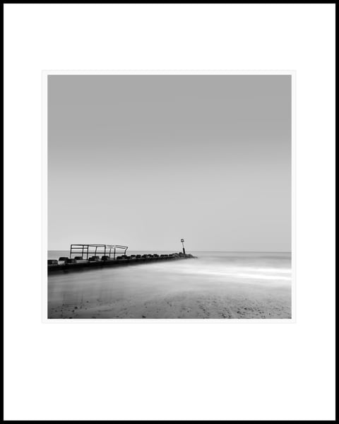 Bournemouth Beach Groyne Art | Roy Fraser Photographer