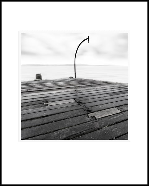Lake Pier Poole Harbour Photography Art | Roy Fraser Photographer