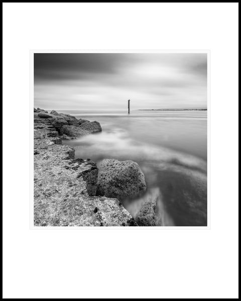 Entrance To Poole Harbour Study1 Art | Roy Fraser Photographer