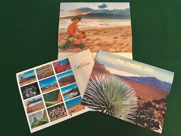 Maui Moments 2021 Calendar | LightSea Images LLC